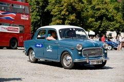 1100 1958 fiatmillecento Royaltyfria Foton