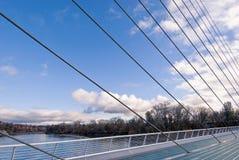 111座桥梁日规 免版税库存图片
