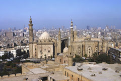 111 Cairo Egypt overview Stock Photography