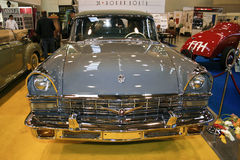 111v 1960年敞蓬车zil 免版税库存照片