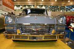 111v 1960年敞蓬车zil 免版税库存图片