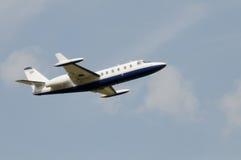 1124a飞机制造业以色列westwind 免版税库存图片