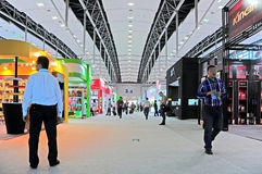 112th canton fair hall 3.2 china Royalty Free Stock Image