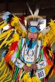 113o Powwow anual de la celebración de Arlee Fotografía de archivo libre de regalías