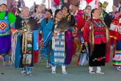 113ste Jaarlijkse Arlee Viering Powwow Stock Afbeelding