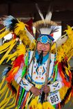 113th Annual Arlee Celebration Powwow Royalty Free Stock Photography