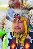 113th Powwow annuel de célébration d'Arlee Images stock