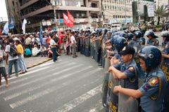 114. dagsjälvständighet philippines Arkivfoto