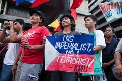114. dagsjälvständighet philippines Royaltyfri Fotografi