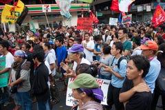 114. dagsjälvständighet philippines Arkivfoton