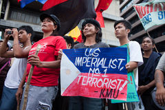 114th日独立菲律宾 免版税图库摄影
