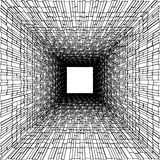 116个抽象建筑铺磁砖向量 免版税库存图片