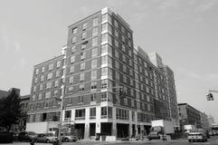 118th哈林街道 免版税库存照片