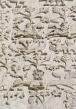 1193 1197年雕刻的大教堂demetrius st石头 免版税库存图片