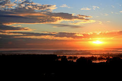 11a κοιλάδα κυνηγών Στοκ φωτογραφία με δικαίωμα ελεύθερης χρήσης