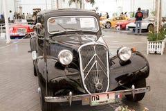 11cv 1953汽车citroen葡萄酒年 免版税库存图片