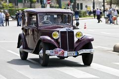 11th Vintage Racing Circuit of Genoa Royalty Free Stock Photo