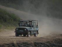 12ème Contact militaire dans DarÅowo Photographie stock libre de droits