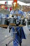 12个狂欢节瑞士 免版税库存图片