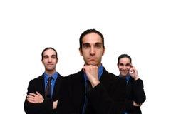 12企业小组 免版税库存图片