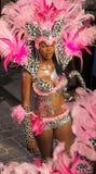 12加勒比carnivale 免版税库存照片