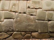 12印加人支持石头 库存照片