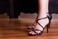 12双鞋子 免版税图库摄影