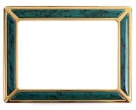 12古色古香的框架 库存图片