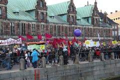 12哥本哈根12月 免版税库存照片