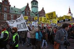 12哥本哈根12月 库存图片