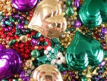 12小珠gras mardi 免版税图库摄影