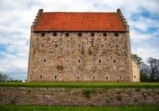 12座城堡glimmingehus 图库摄影