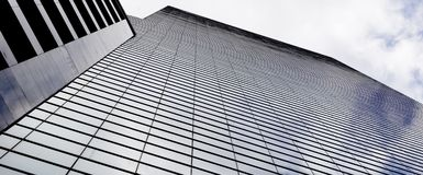 12摩天大楼 免版税图库摄影
