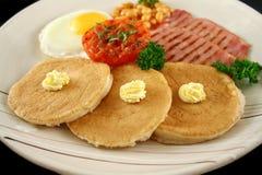 12早餐 免版税库存照片