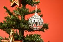 12明亮的圣诞节我的星形 免版税库存照片