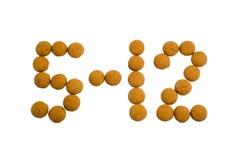 12月5日在糖果的 免版税库存图片
