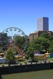 12条每年轮渡节日6月波特兰上升了 免版税库存图片