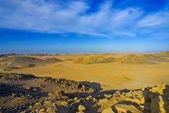 12沙漠 免版税库存图片