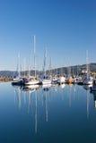 12港口 免版税图库摄影