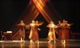 12现代的舞蹈 库存图片