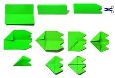 12纸飞机 免版税库存图片