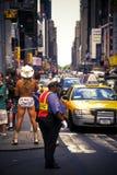 12 δολάριο κάουμποϋ 13 επιχειρήσεων γυμνό Στοκ Εικόνες