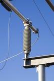 12 ηλεκτρικά Στοκ Εικόνες
