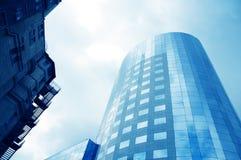 12 здания корпоративного Стоковое Изображение