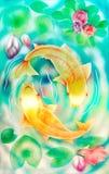 12 украшенных стекла покрасило зодиак виска Стоковое Изображение RF