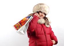 12 ходя по магазинам Стоковые Фотографии RF
