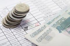 12货币 免版税库存图片