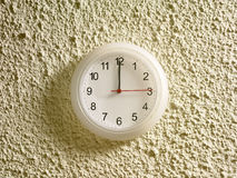 Free 12.00 Pm On The Clock Stock Image - 1927391