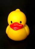 12只鸭子玩具 免版税库存照片