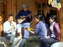 12 2010 unidenti эквадора сентября chilcapampa Стоковые Изображения RF